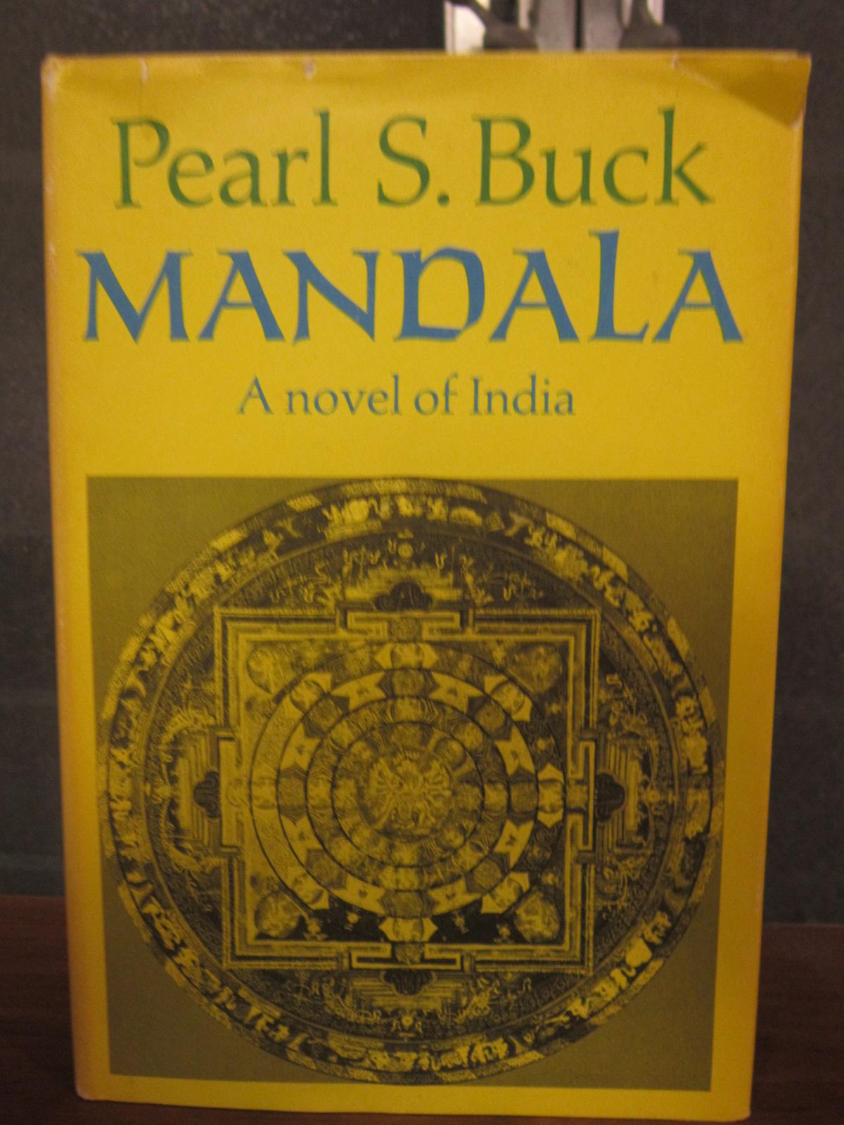 Pearl S Buck Mandala