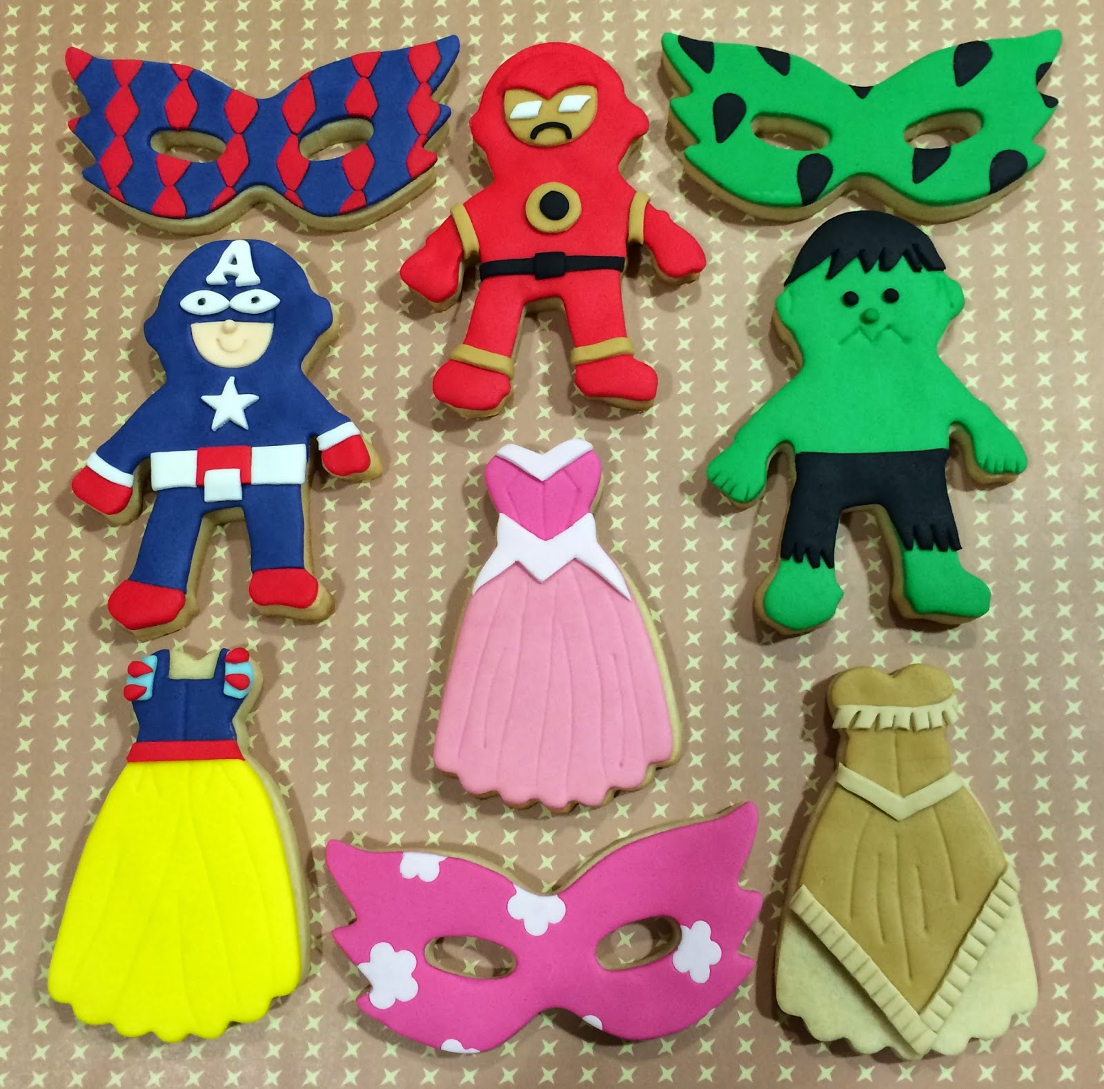 Disfraces para carnaval cake ideas and designs - Disfraz de pescado ...