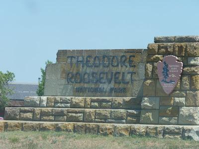 TR park sign