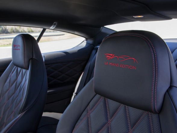 2014 Bentley Continental Gt W12 Le Mans Edition Review Spec Release