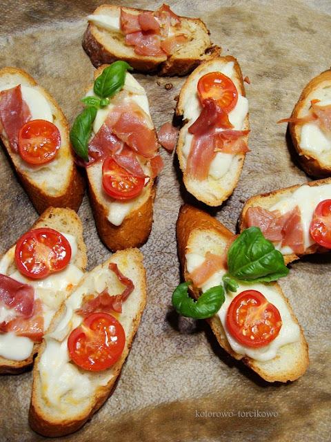zapiekanki włoskie