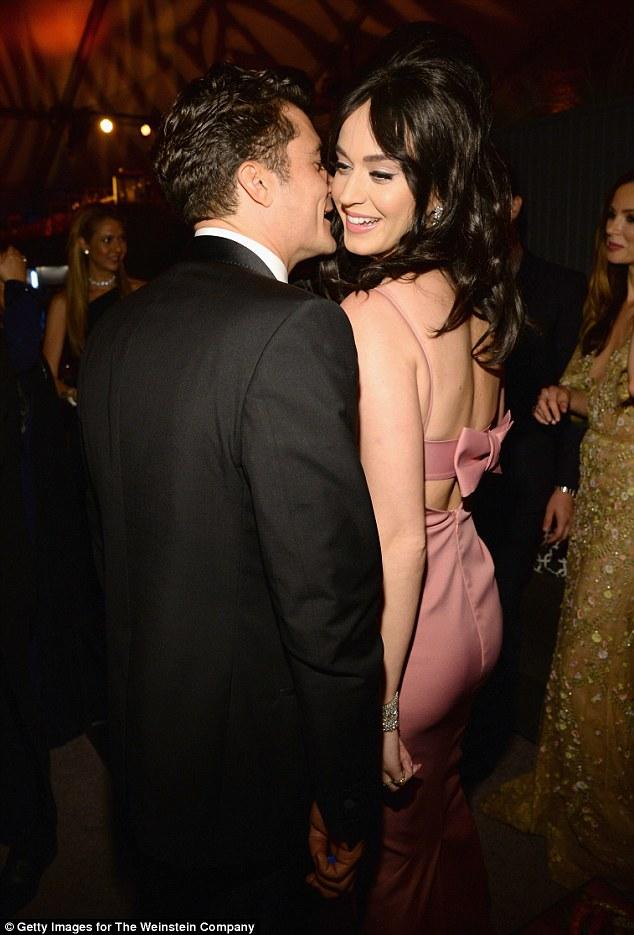 Katy Perry estaría saliendo con Orlando Bloom
