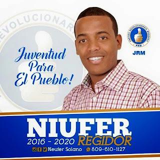 Niufer recibe masivo respaldo en diferentes sectores de cara a la regiduría por el PRM