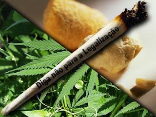 Dia 26 de Junho, dia mundial contra as drogas