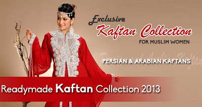 Readymade Kaftan Collection 2013-2014 For Women