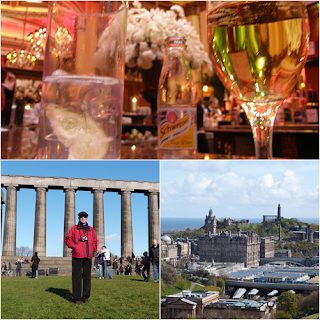 Últimos detalles de Edimburgo