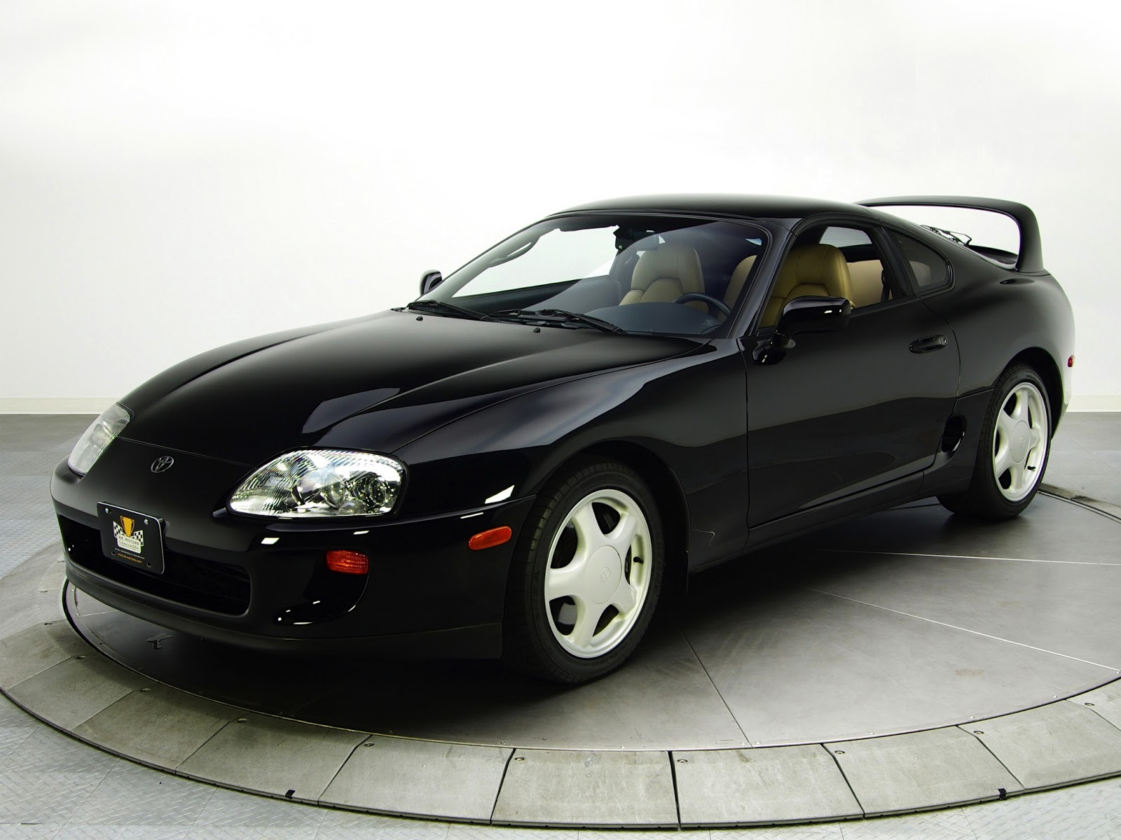 fab wheels digest f w d toyota supra mark iv 1992 2002. Black Bedroom Furniture Sets. Home Design Ideas