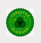 Versatile Blogger Award, June 2014