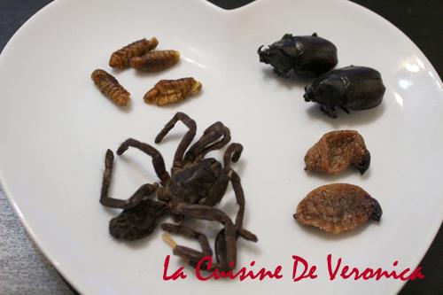 昆蟲零食 Insect Snacks