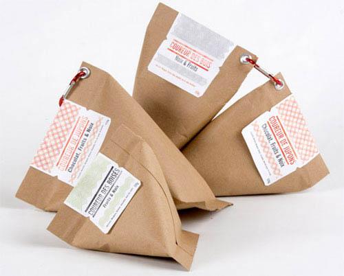 design de embalagem - food packaging design - Coureur des Bois