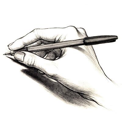 Cara Menebak Karakter Seseorang Dari Tulisannya - Asnur Blog