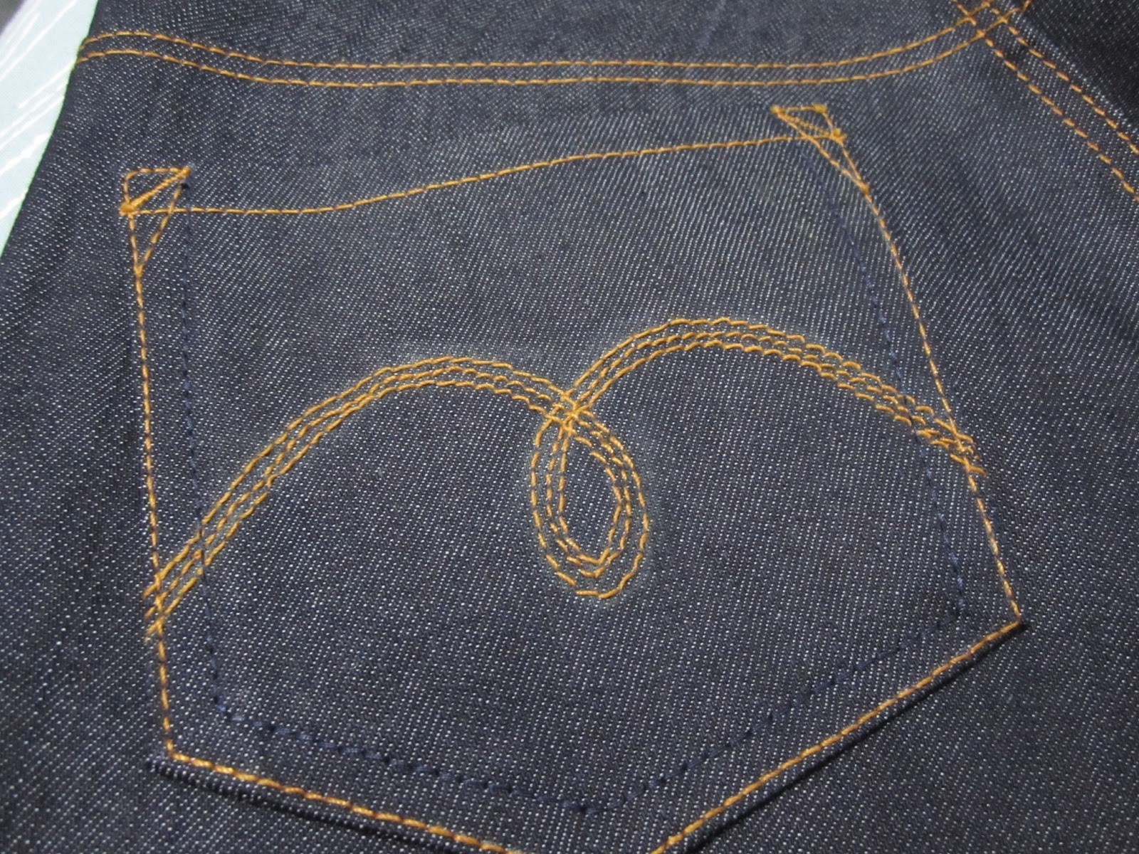 Best jean pocket design tierra este