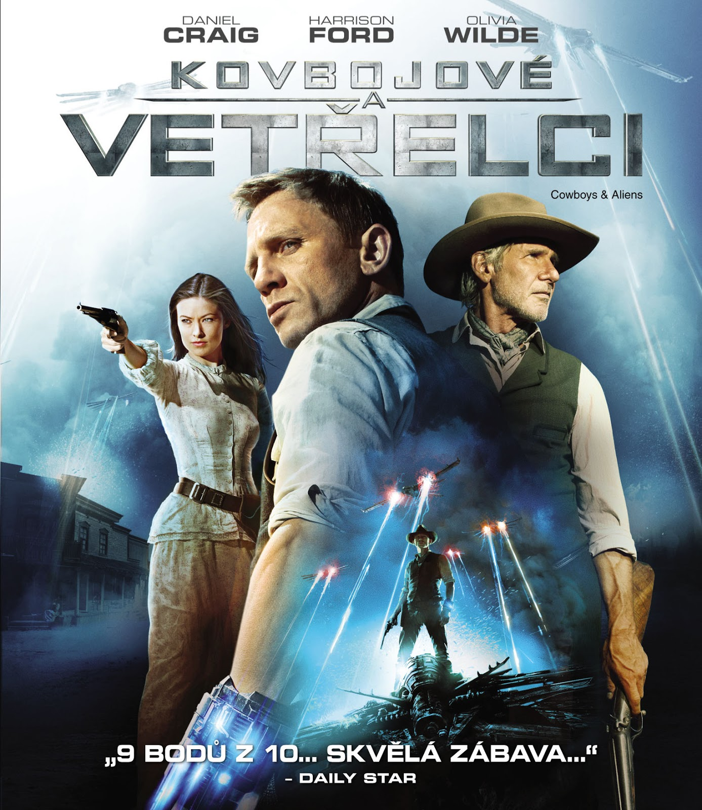 cowboys and aliens movie online