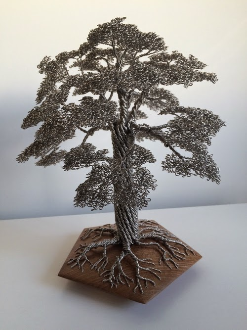 11-Clive-Maddison-Small-Wire-Tree-Sculptures-www-designstack-co