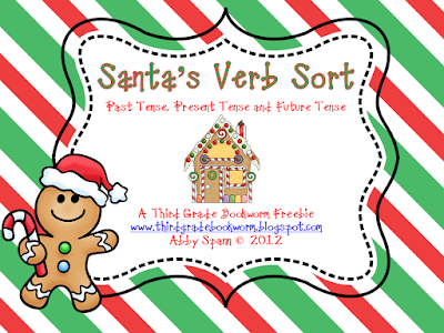 https://www.teacherspayteachers.com/Product/Santas-Verb-Sort-Past-Present-and-Future-Tenses-451211