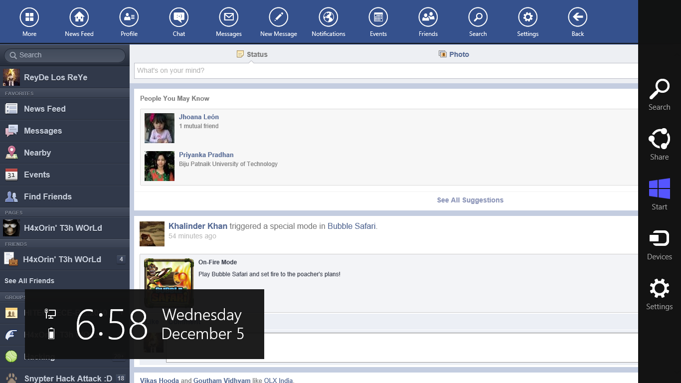 Download Facebook for PC/Laptop/Windows 7 8 10