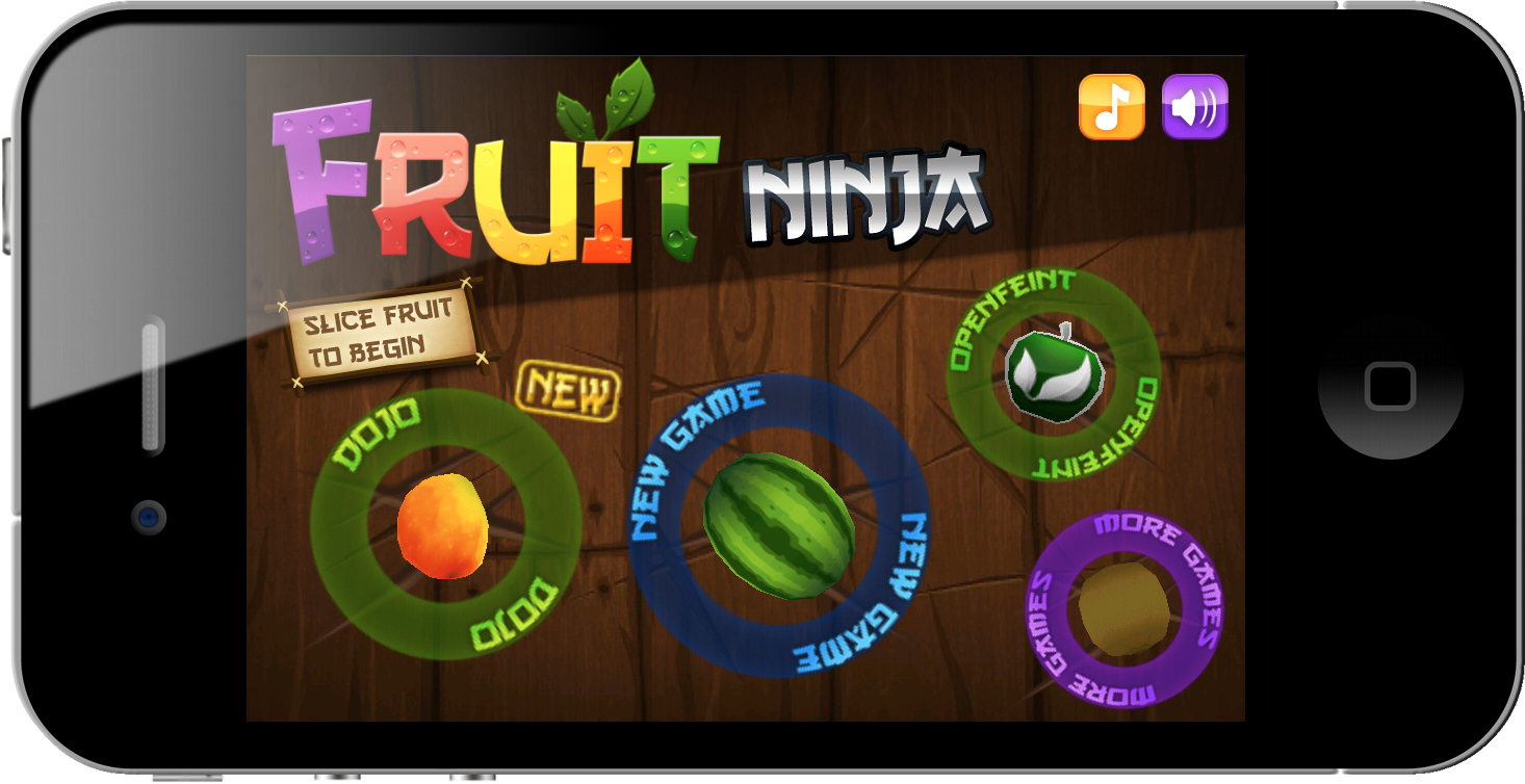 Fruit Ninja | Download the #1 Casual Arcade PC Game for Free
