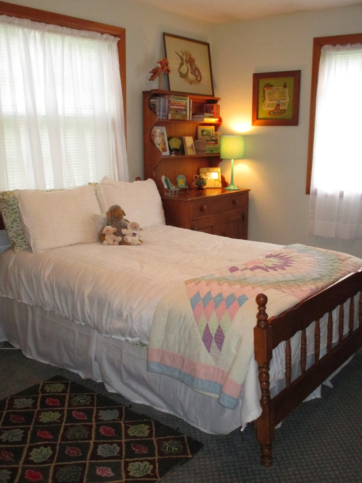 Cat Free Guest Room