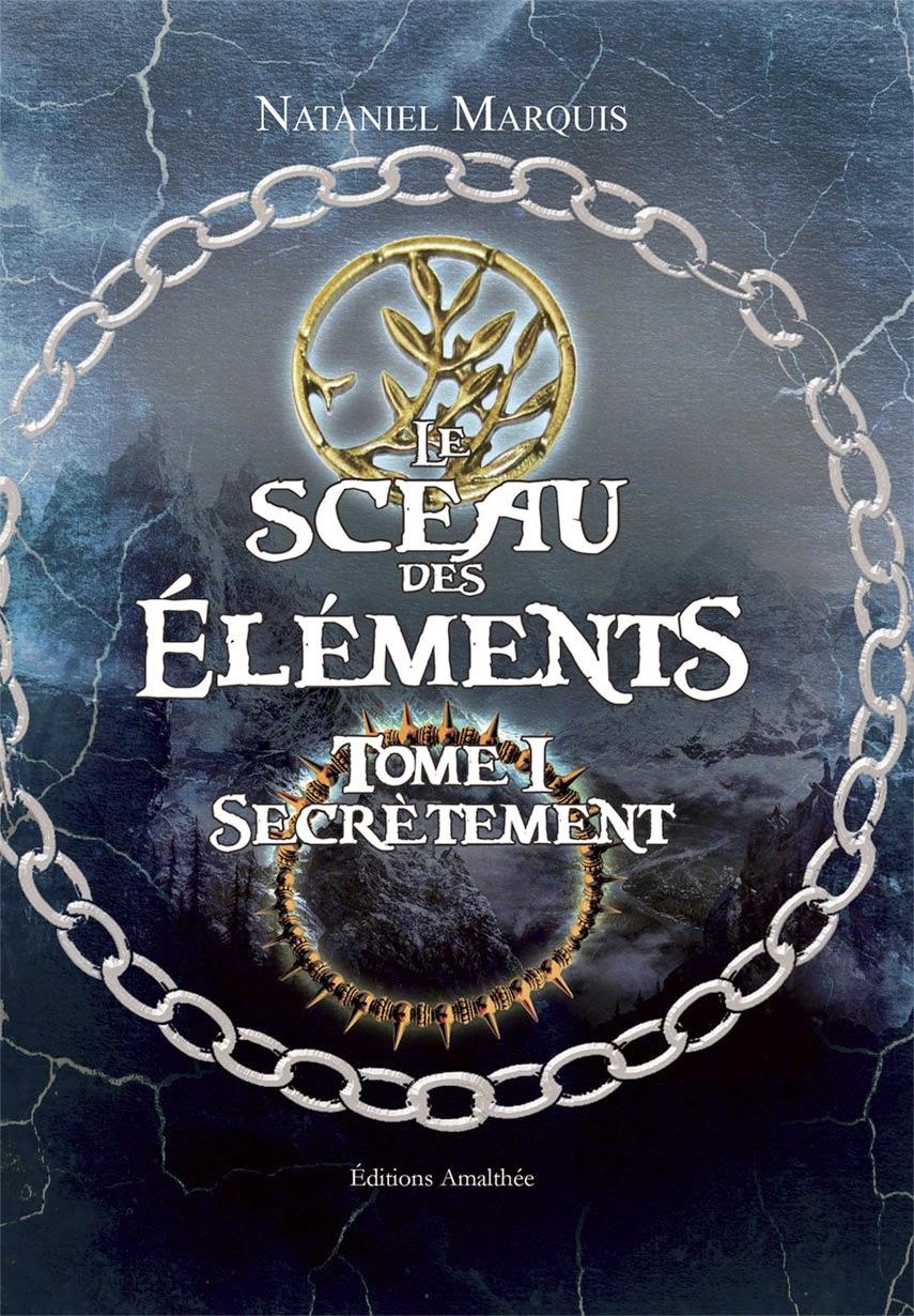 Livre Fantasy Le Sceau Des Elements