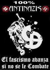 Manifestación en contra del Fascismo [Chile]