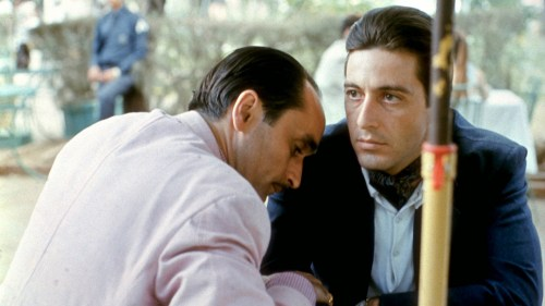 The Godfather: Part II (1974)