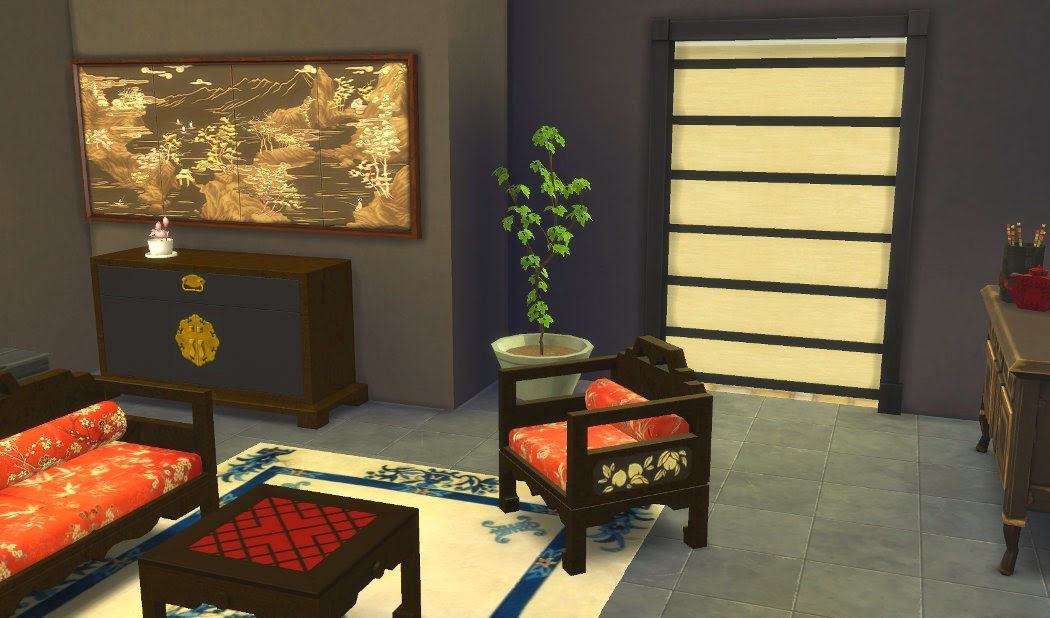 My Sims 4 Blog TS3 Asian Deco Goodies Decor By