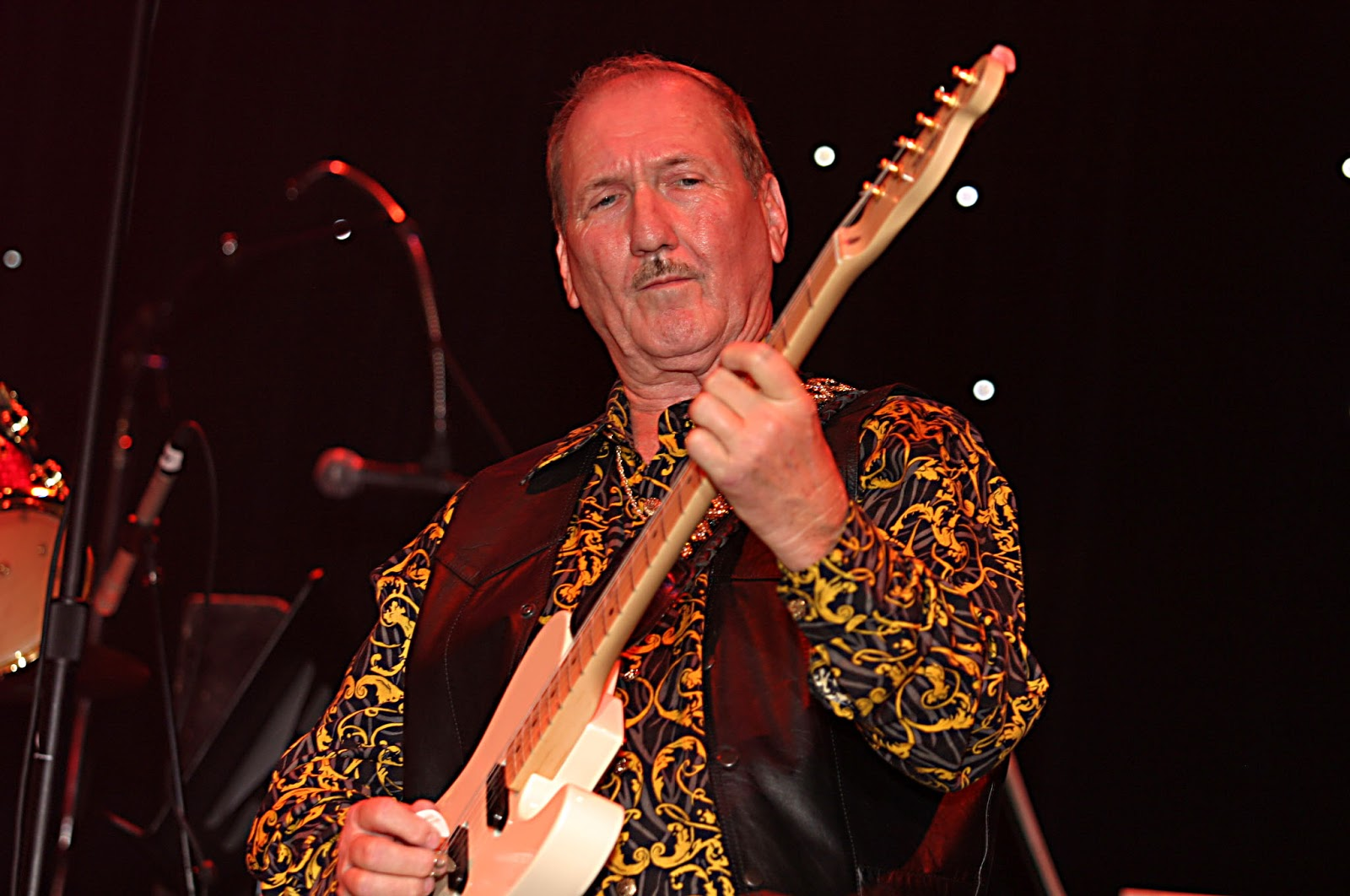 James Burton Net Worth