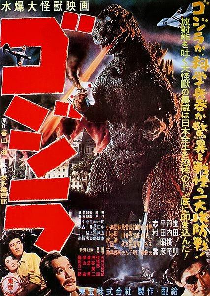 Godzilla classic