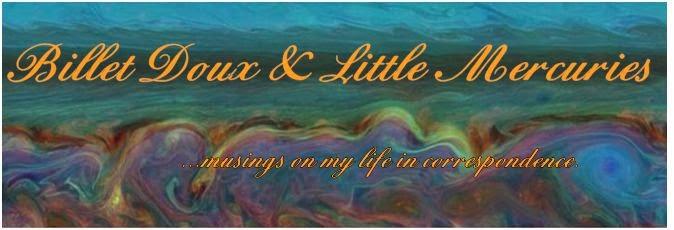 Billet Doux & Little Mercuries