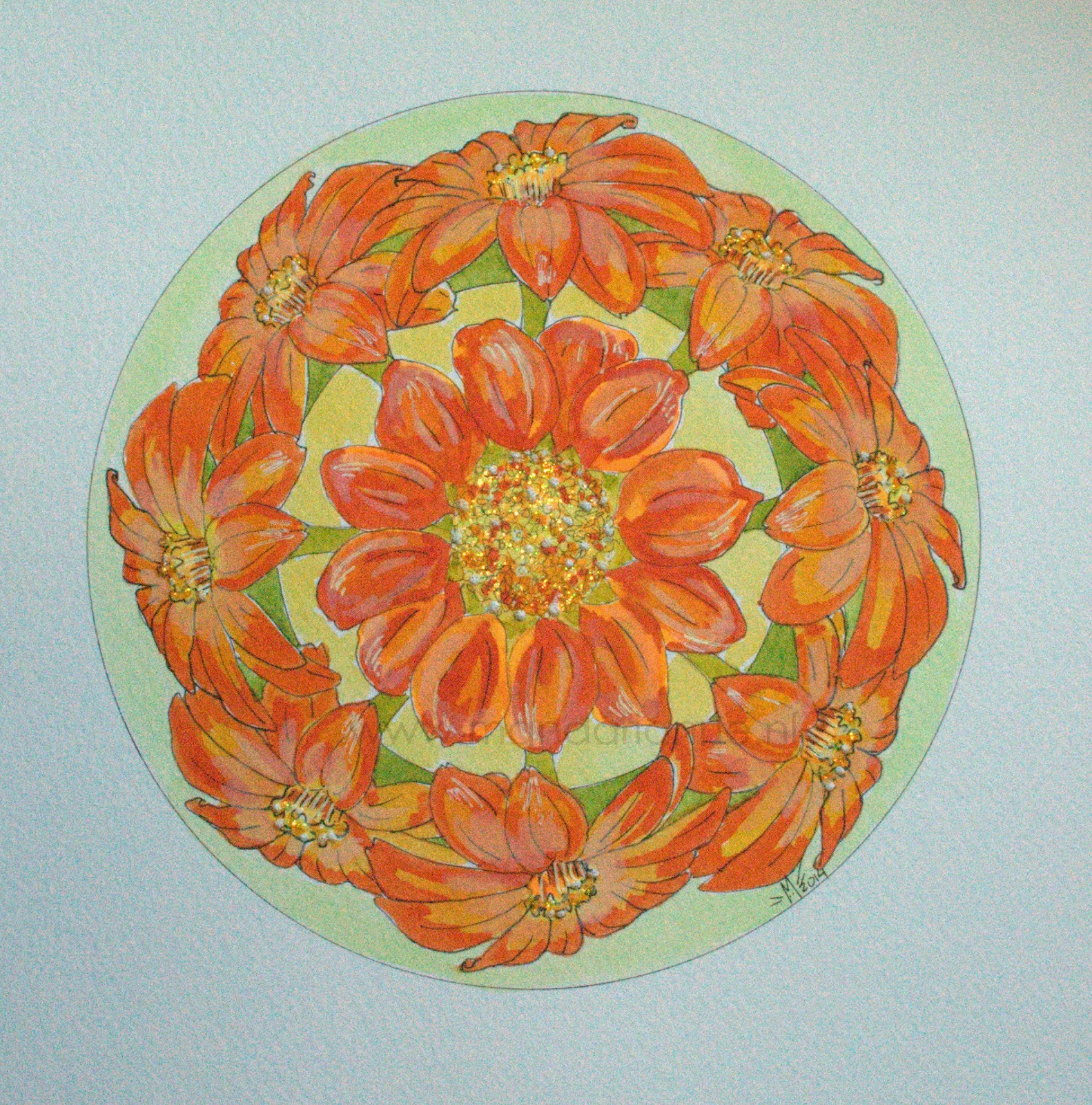 Mandalas and More