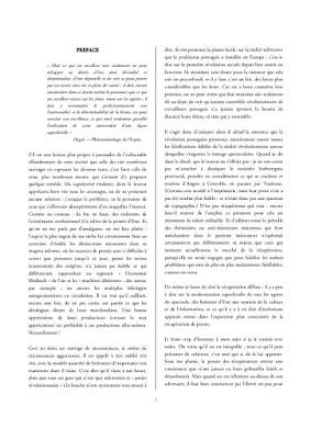 LA RECUPERATION EN FRANCE DEPUIS 1968 par Jaime SEMPRUN
