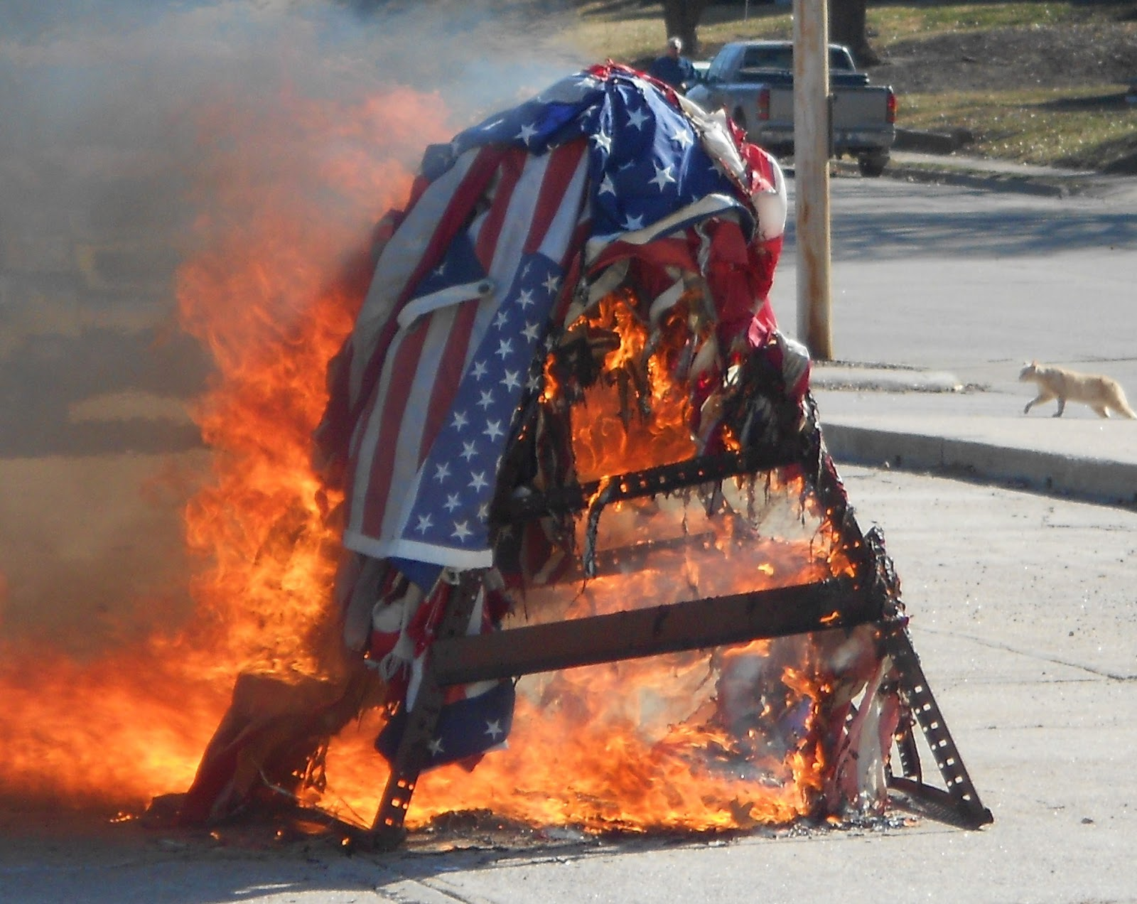 flag burning essay matlab homework help when gregory lee johnson burned a flag he was convicted for flag desecration under texas law but the court of appeals reversed the conviction essays