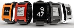 Todo-Smartwatch - Pebble E-paper