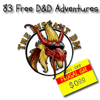 Free GM Resource: Dungeon Mastering Adventure Archive