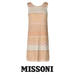 Prenses Laurentien Style MISSONI Dress NATAN Waistcoat