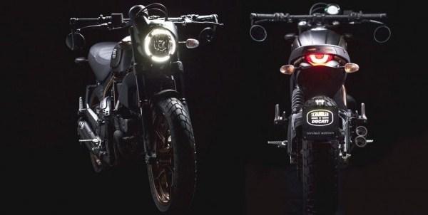 Ducati Scrambler Italian Independent Special Editions