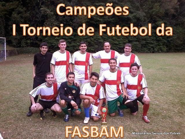 I Torneio de Futebol da FASBAM - Faculdade São Basílio Magno (Curitiba)