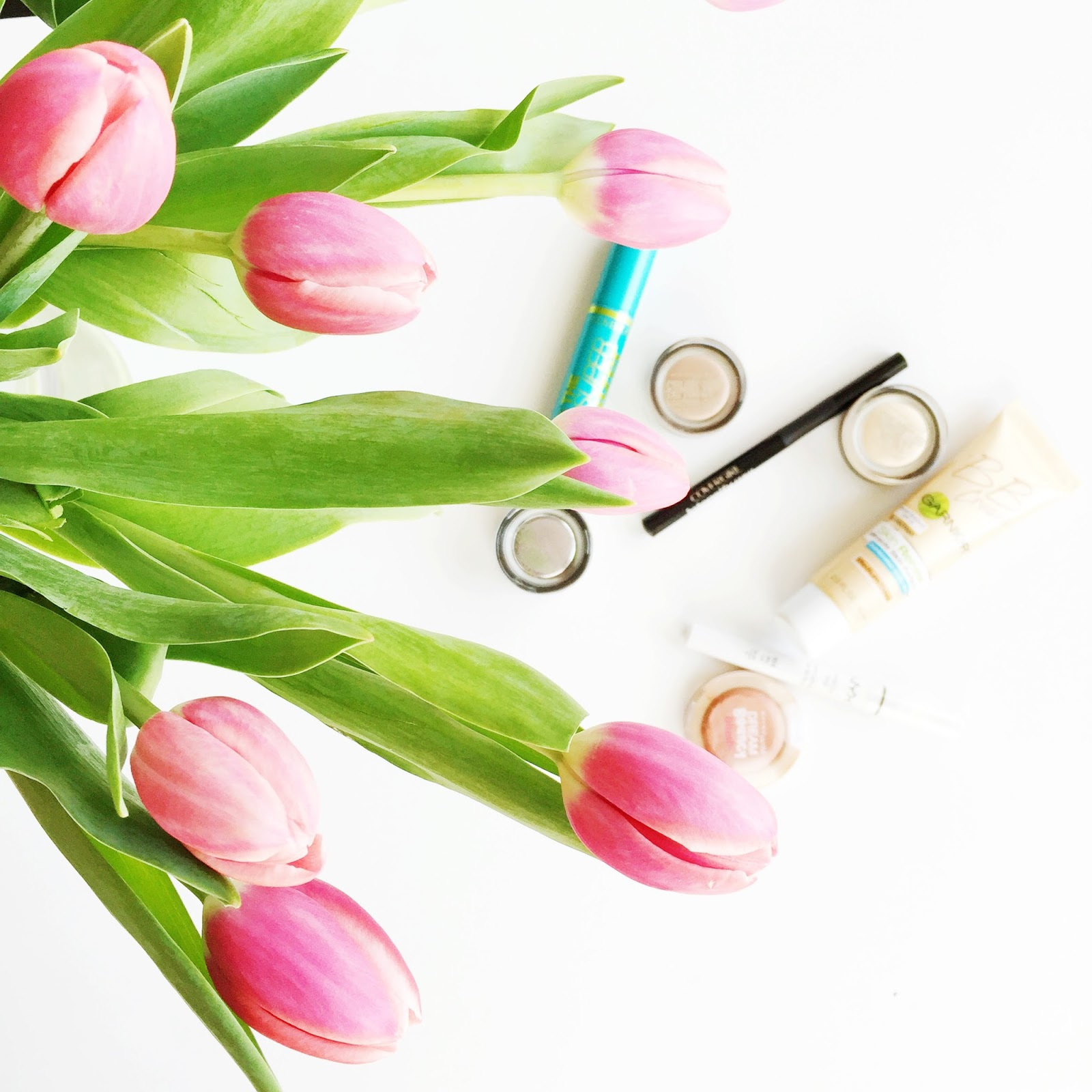 Current Makeup Faves