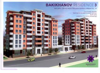 """BAKIKHANOV RESIDENCE-3"""