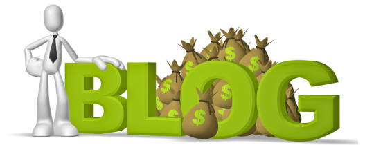 How to Egest Money Blogging