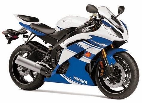 New Yamaha R6 dan Spesifikasi