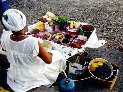 Baiana do acarajé   Salvador