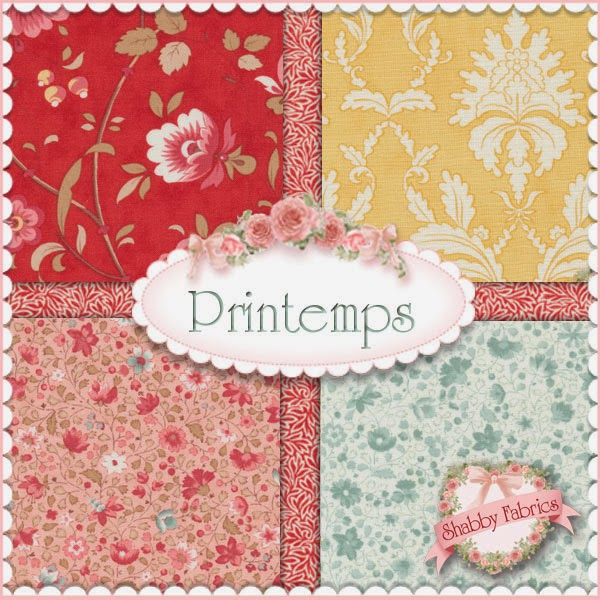 Printemps by 3 Sisters for Moda Fabrics