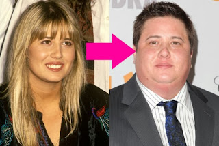Chaz Bono Before And After Sex Change