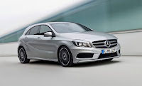 All-New 2013 Mercedes A-Class A250 Sport AMG W176