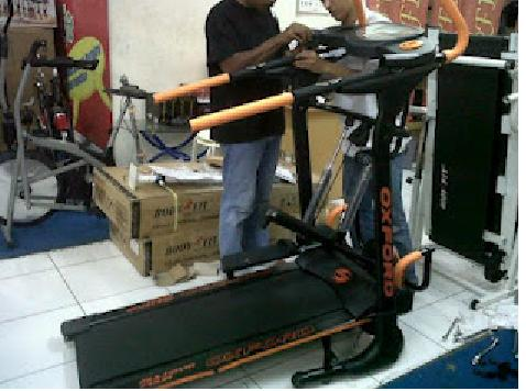 Treadmill Manual W Stapper Murah Sn 2014 Terbaru Grosir Online