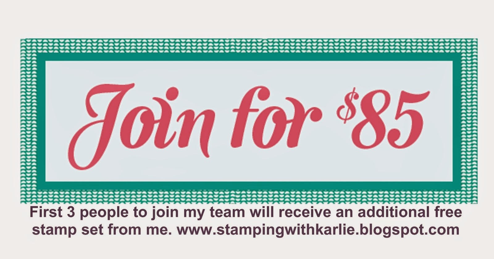 http://www.stampinup.net/esuite/home/stampingwithkarlie/jointhefun