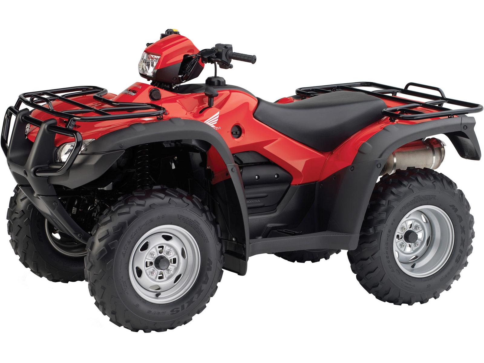 2013-Honda-FourTrax-Foreman-Rubicon-TRX5