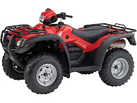 2013 Honda FourTrax Foreman Rubicon TRX500FA atv pictures 1