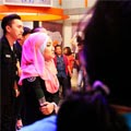 (20-Nov-2013) Foto 3: Yuk Keep Smile With Fatin
